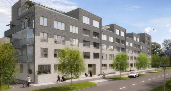 Brf Våghuset, Bonum seniorboende i Malmö