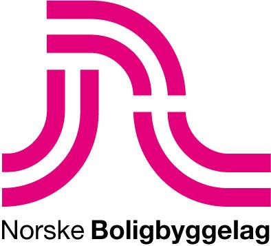 Norske Boligbyggelags Landsforbund SA (NBBL) (The Co-operative Housing Federation of Norway) - Logo