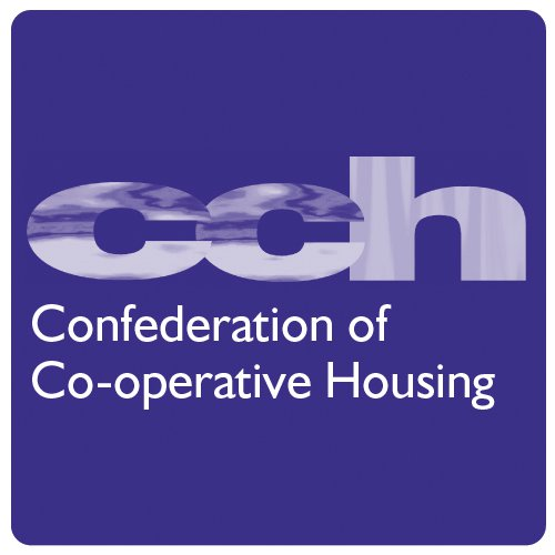 Confederation of Co-operative Housing (CCH) - Logo