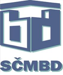 Svaz Ceskych a Moravskych Bytovych Druzstev (SCMBD) (Union of Czech and Moravian Housing Co-operatives) - Logo
