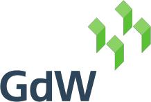 GdW Bundesverband deutscher Wohnungs- und Immobilienunternehmen e.V (GDW) (Federal Association of German Housing and Real Estate Companies) - Logo