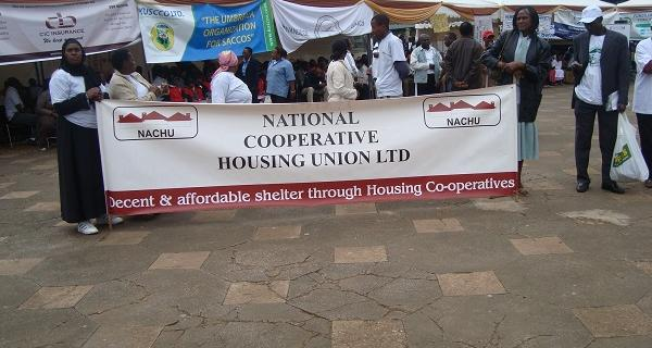 Fatabab Housing Cooperatives Members during the International Cooperatives Day Celebrations