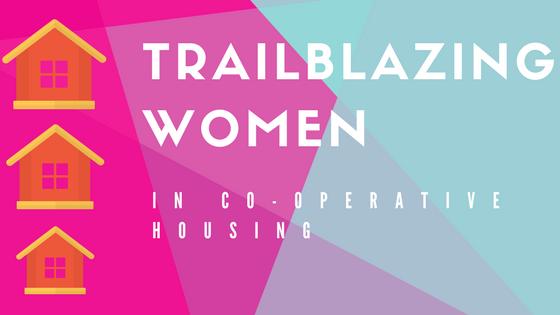 April 2018 - Trailblazing Women in Housing Cooperatives img