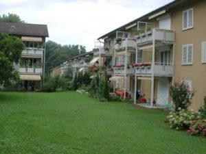 Housing Co-operative in Zurich, Switzerland
