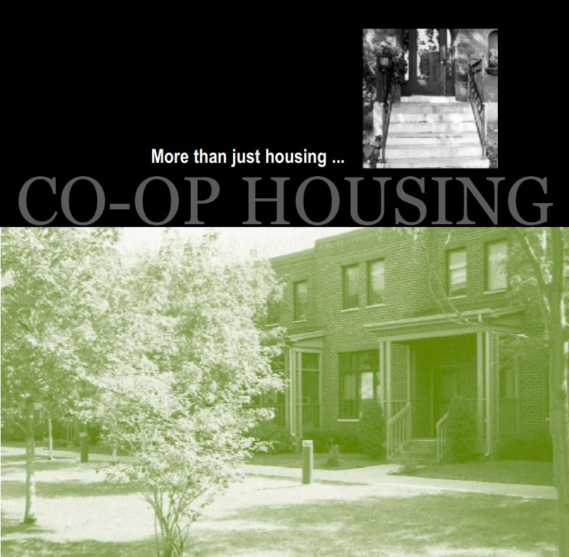 Co Operative Housing United States Of America Archives Co
