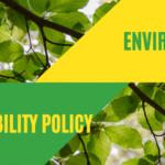Environmental Sustainability Policy img