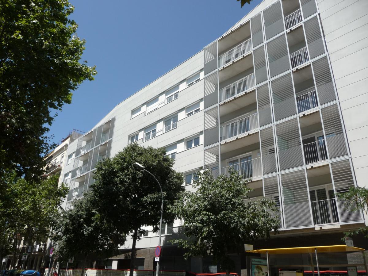 Housing co-operative HABITATGE ENTORN, Barcelona