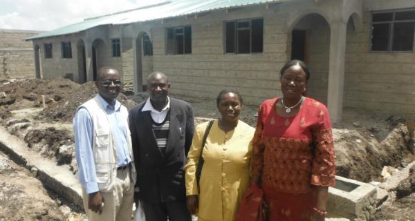 NACHU and Ngalawu Housing Co-operative, Kenya 2013