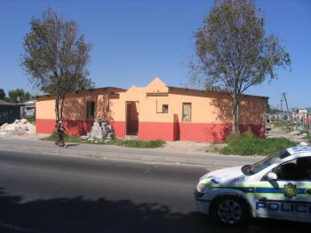 Ilinge Labahlali Housing Co-operative, Cape Town