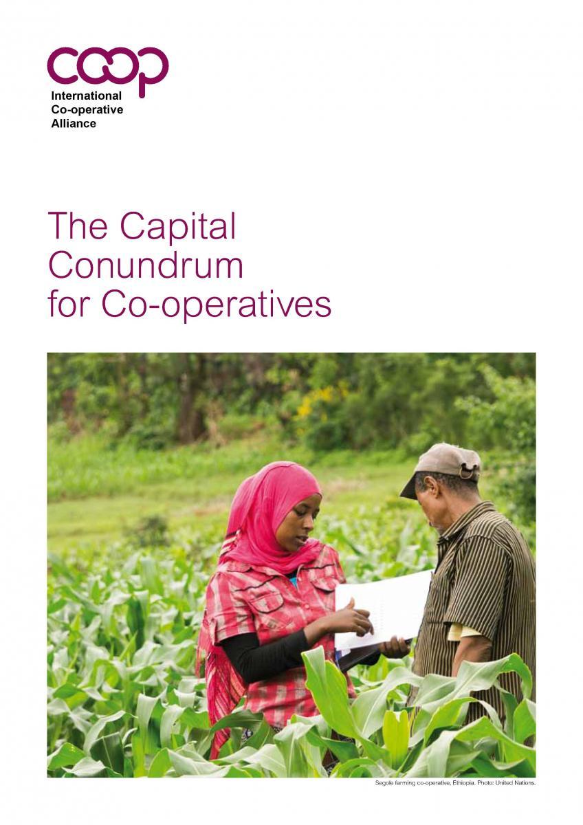 ICA:  The Capital Conundrum