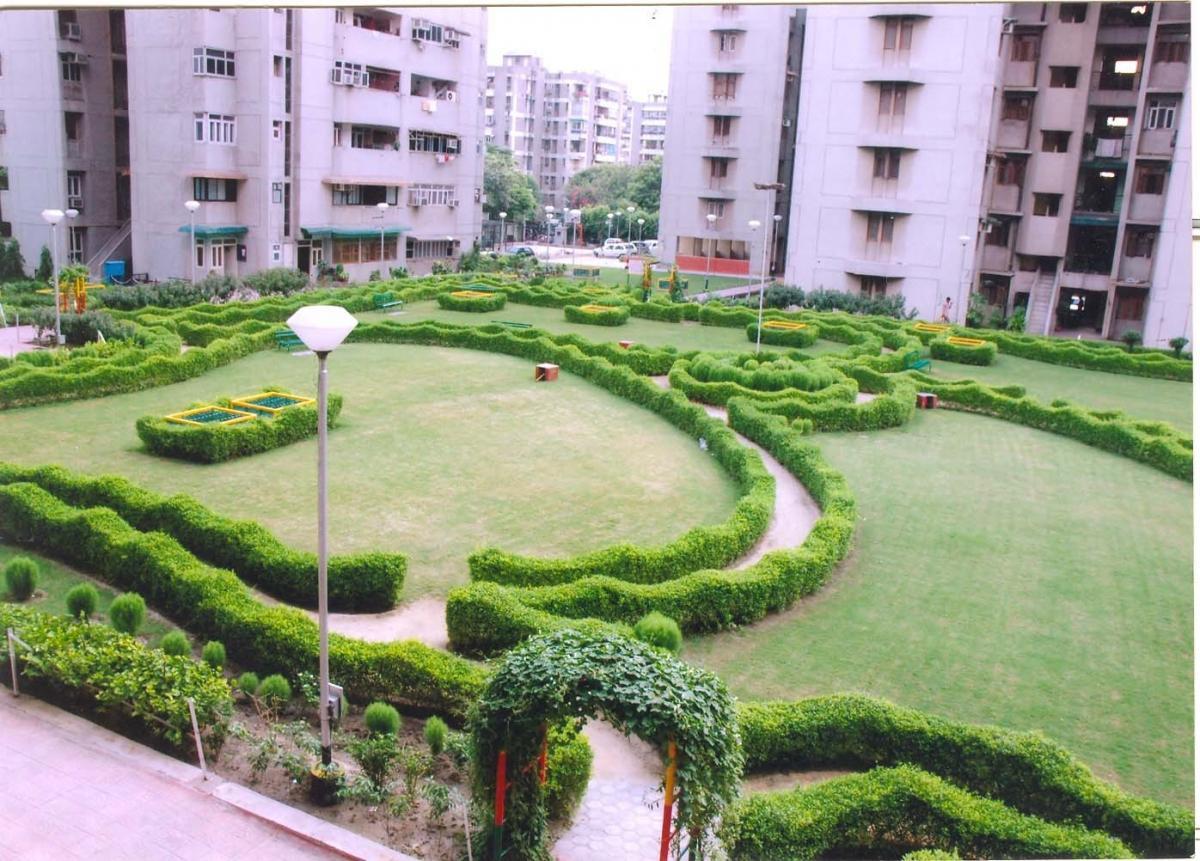 Kanungo Cooperative Group Housing Society Ltd, Patpar Ganj, Delhi