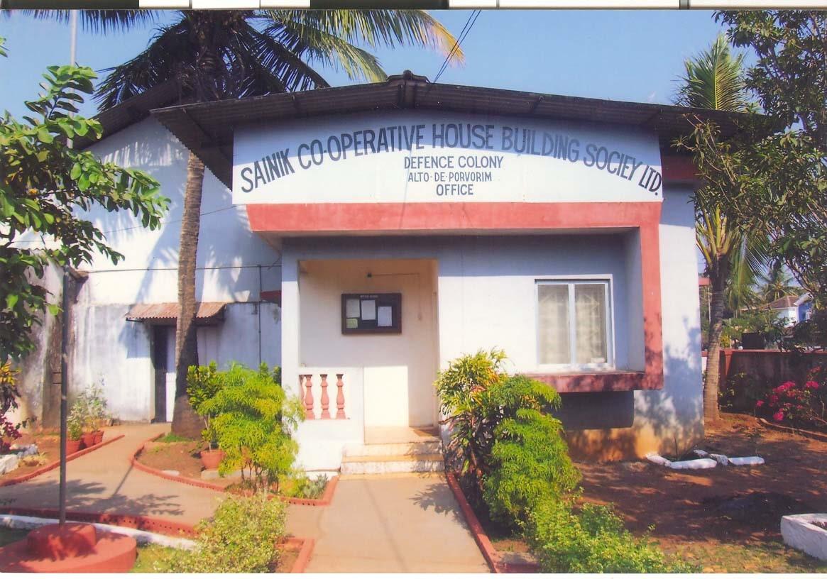 Sainik Cooperative House Building Society Ltd, Bardez, Goa
